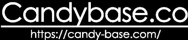 Candybase.co Logo on MainVisual
