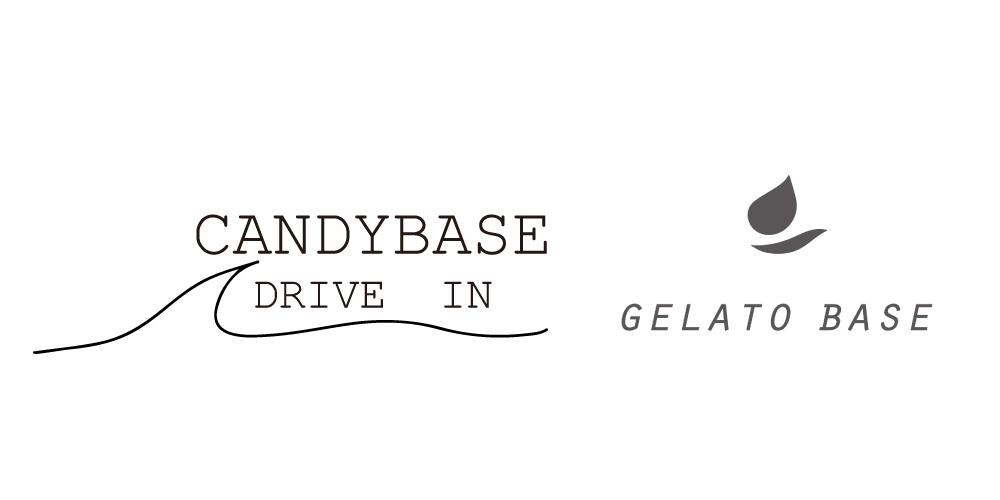 Candybase DRIVE-IN(ドライブイン) Amigo GELATO BASE